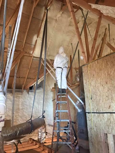 Spray Foam Insulation Fort Smith AR | Residential, Commercial