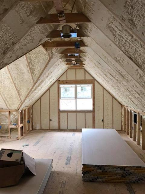Spray Foam Insulation Fort Smith Ar Residential Commercial