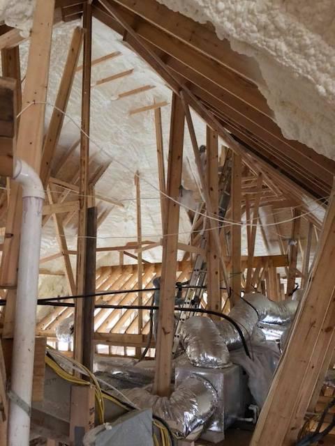 Spray Foam Insulation Little Rock | Residential & Commercial