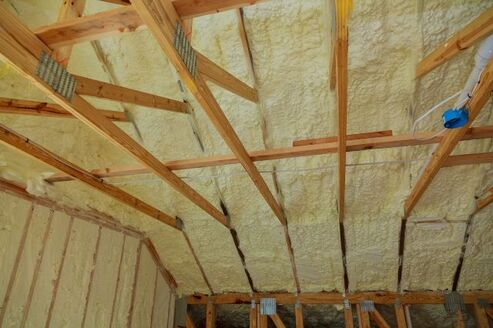 Foam Insulation Arkansas