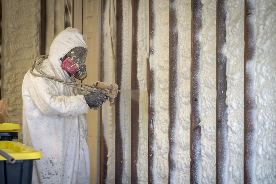 Retrofit Spray Foam Insulation Arkansas